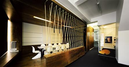 Bird De La Coeur Architects Office
