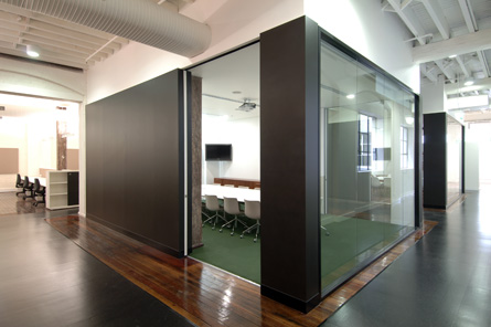 The furnace for Award winning office interiors