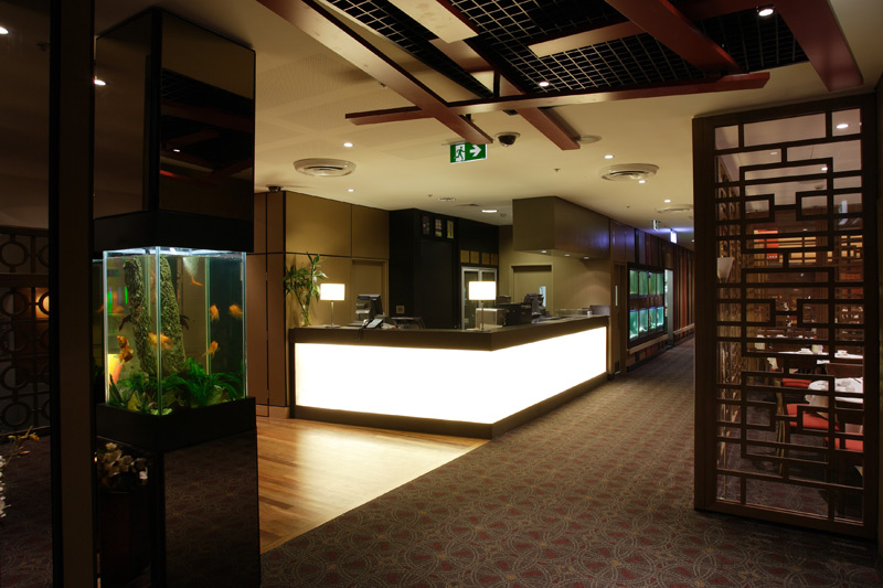 Outdoor timber screens doors for Interior design agency perth