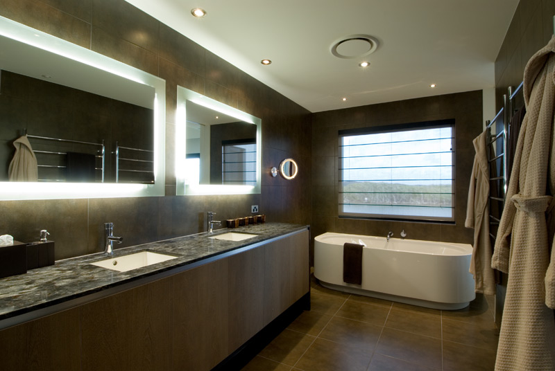 greatinteriordesig: Ultra Modern Bathroom