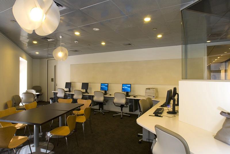 Unsw cbd campus for Incorp interior designs