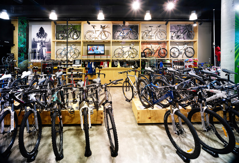 Trek Bicyles Australia Store Idea 2019