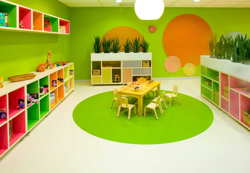 Home Daycare Design Ideas: Treehouse Stockland Childcare