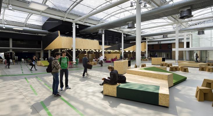 University of adelaide learning hub for Architecture adelaide uni
