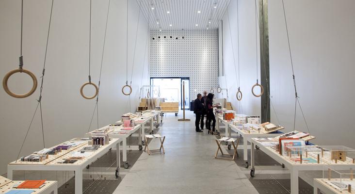 Public Offer Archizines Exhibition Design