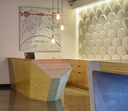 Redchip Lawyers Fitout by Ellivo