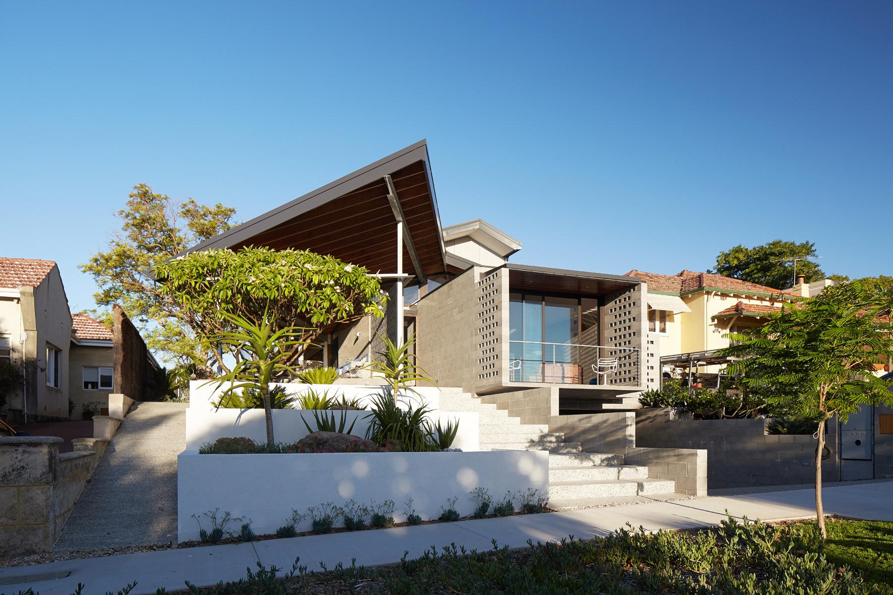 McKenzie St houseArchitect: Fringe Architects