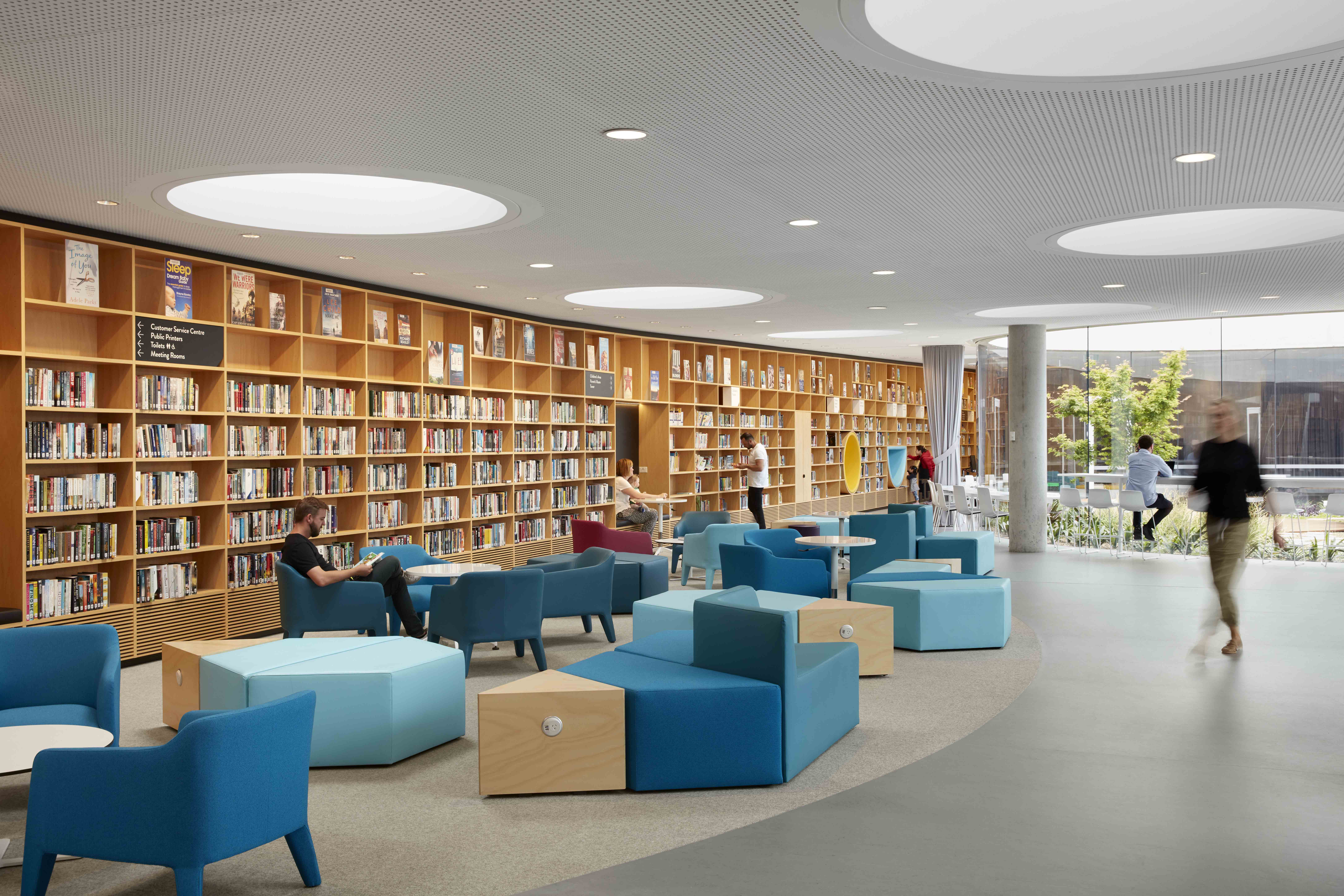 Green Square Library Interiors_06_Tom Roe photographer