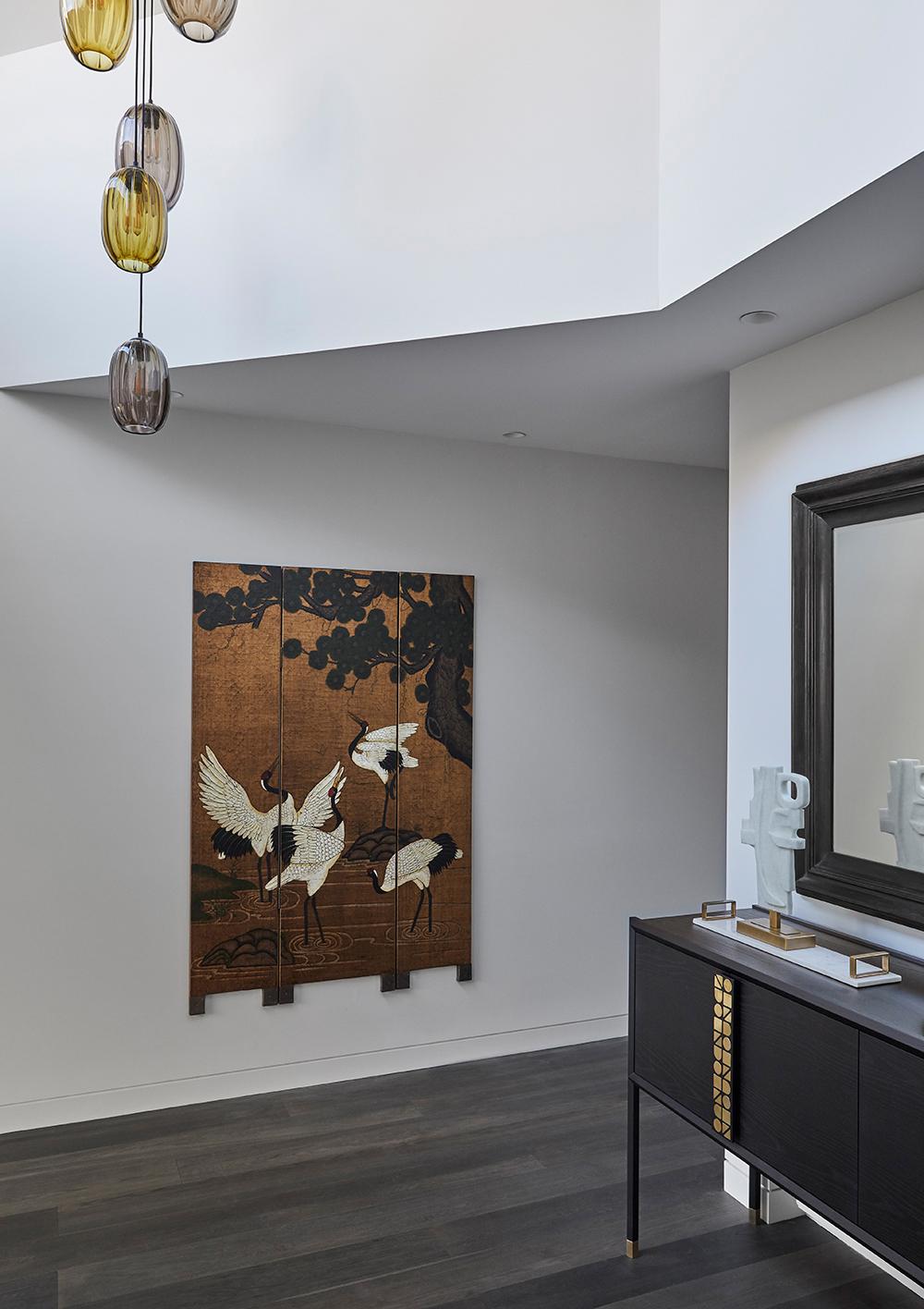 FIona Jack Interiors Hawthorn House entry