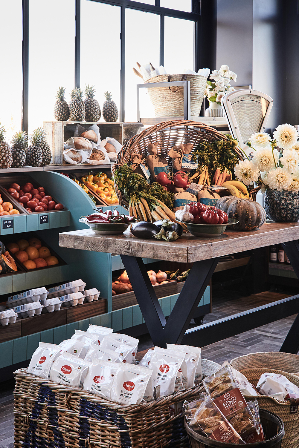 MT Grocer Table